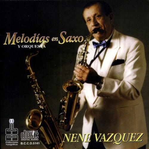 Melodias en Saxo y Orquesta (Nene Vazquez) de Nene Vazquez