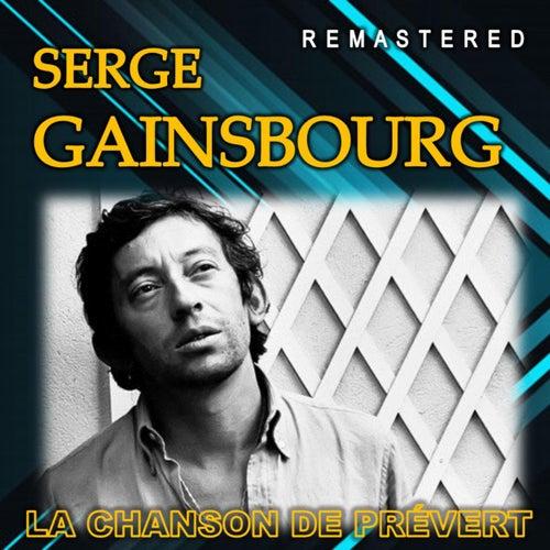 La chanson de Prévert (Remastered) de Serge Gainsbourg