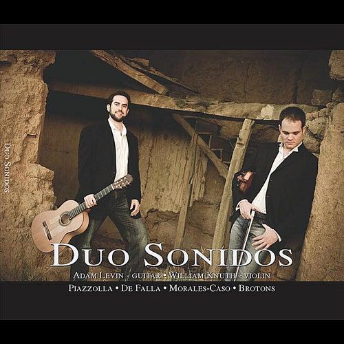 Duo Sonidos by Adam Levin