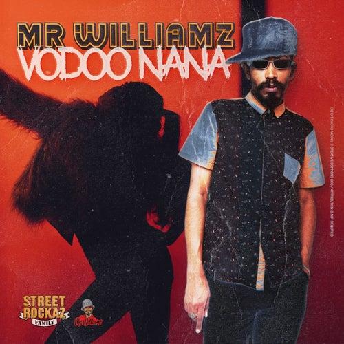 Voodoo Nana by Mr. Williamz