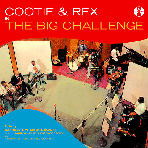 Cootie & Rex in the Big Challenge by Cootie Williams