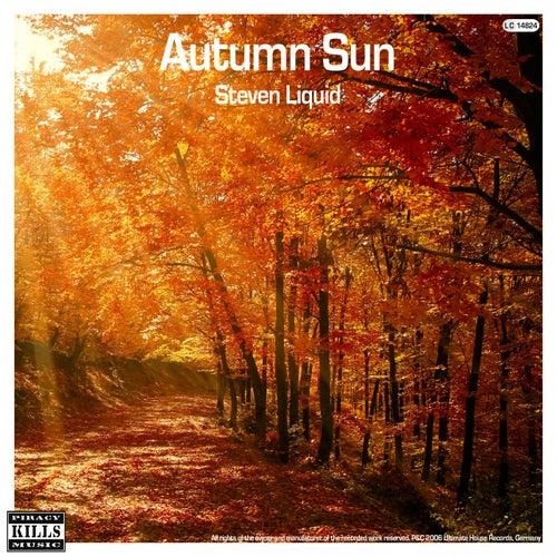Autumn Sun von Steven Liquid