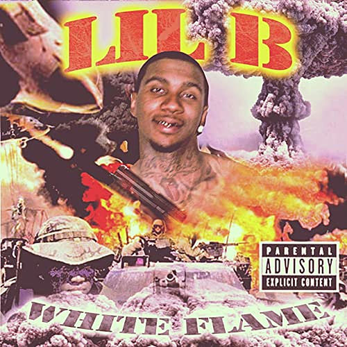 White Flame by Lil'B