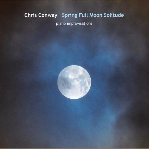Spring Full Moon Solitude de Chris Conway
