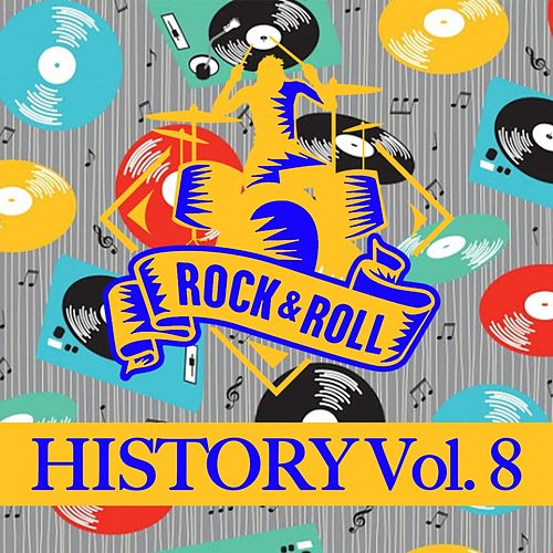 Rock & Roll History, Vol. 8 de Various Artists