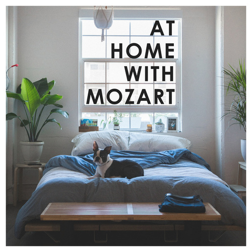 At Home with Mozart de Wolfgang Amadeus Mozart