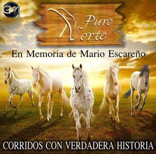 En Memoria De Mario Escareno de Puro Norte