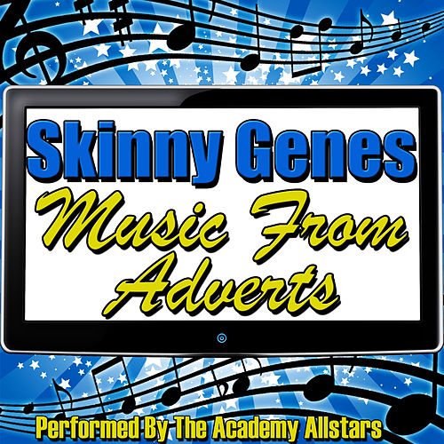Skinny Genes - Music From Adverts de Academy Allstars