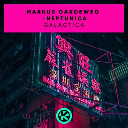 "Markus Gardeweg: ""Galactica"""