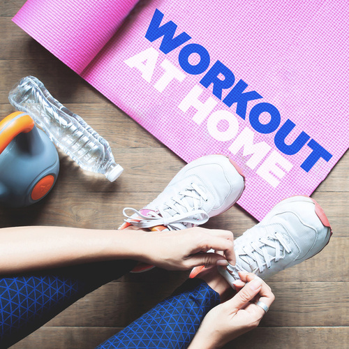 Workout At Home by Various Artists