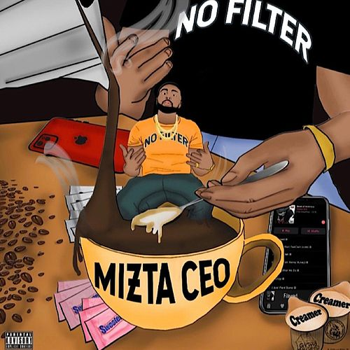No Filter by Mizta CEO