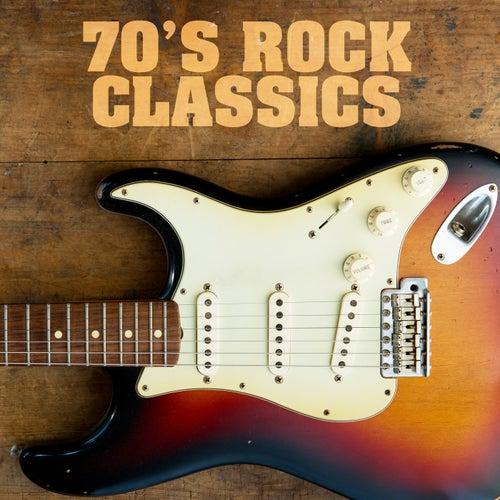 70's Rock Classics de Various Artists