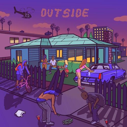 OUTSIDE by Bino Rideaux