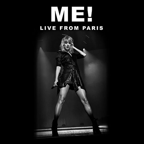 ME! (Live From Paris) de Taylor Swift