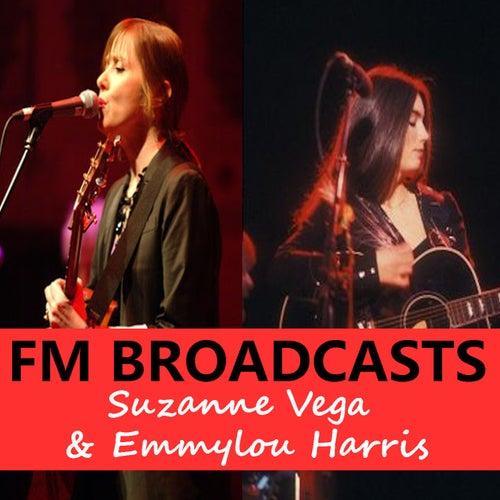 FM Broadcasts Suzanne Vega & Emmylou Harris by Suzanne Vega
