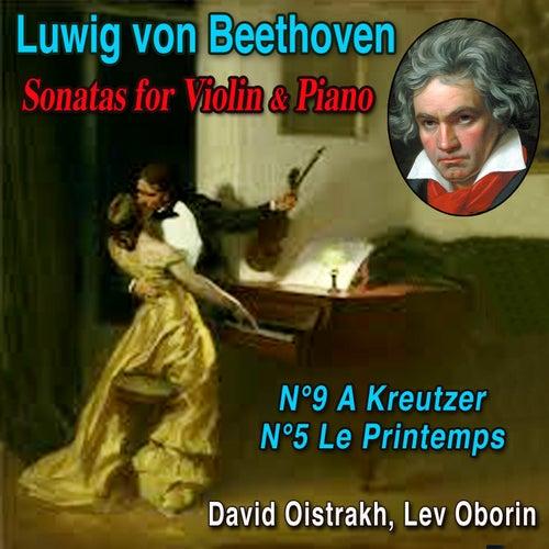 Beethoven - Sonatas for violon and piano von David Oistrakh