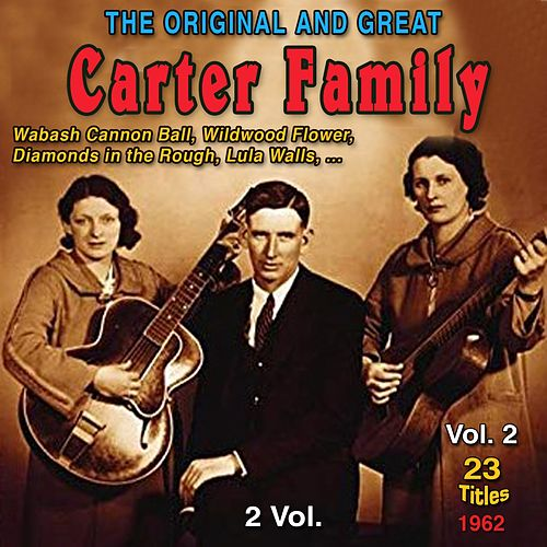 The 30S Originals, Vol. 2 by The Carter Family