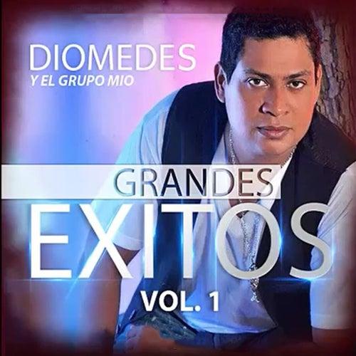 Grandes Exitos (Vol.1) de Diomedes