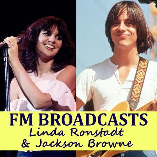 FM Broadcasts Linda Ronstadt & Jackson Browne by Linda Ronstadt