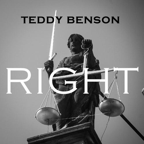 Right von Teddy Benson