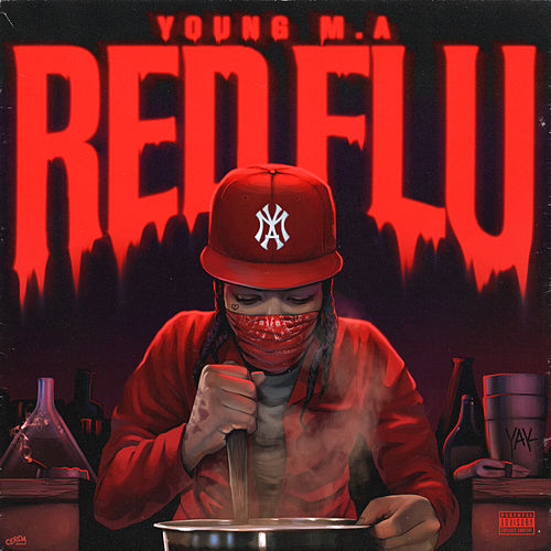 Red Flu di Young M.A