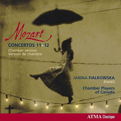Mozart: Concertos Nos. 11 & 12 (chamber version) by Various Artists