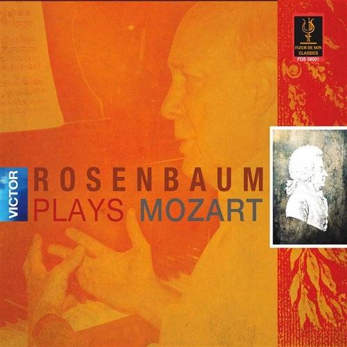 Rosenbaum Plays Mozart von Victor Rosenbaum