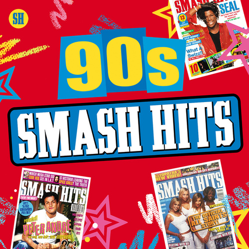 90s Smash Hits van Various Artists