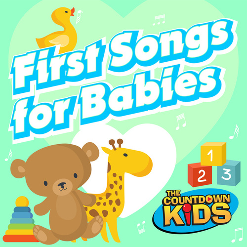 First Songs for Babies de The Countdown Kids