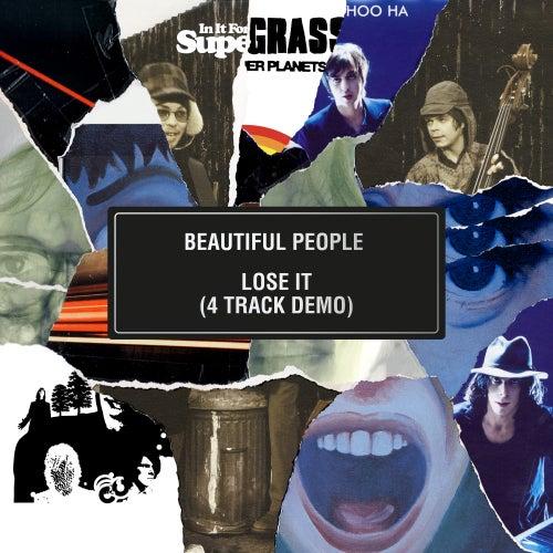 Beautiful People / Lose It (4 Track Demo) de Supergrass