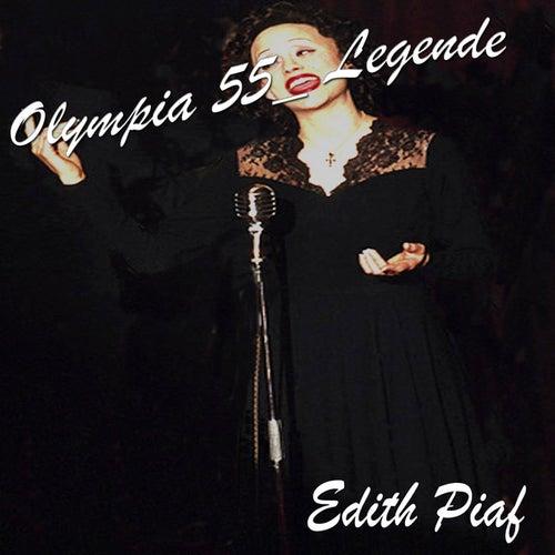 Olympia 55 de Edith Piaf