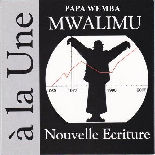 À La Une de Papa Wemba