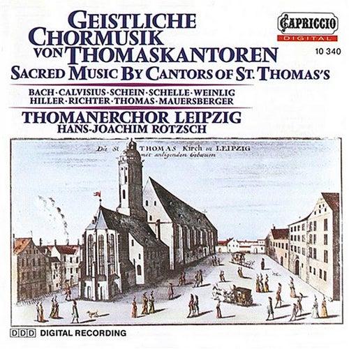Sacred Music by Cantors of St. Thomas von Hans-Joachim Rotzsch