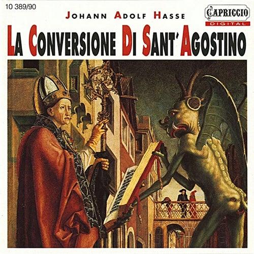 Hasse: La Conversione di Sant'Agostino von Gotthold Schwarz