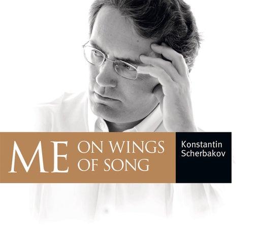 ME on wings of song by Konstantin Scherbakov