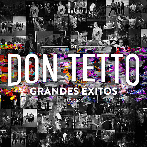Grandes Exitos de Don Tetto