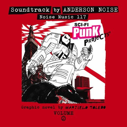 SCI-FI Punk Projects Vol. 2 de Anderson Noise