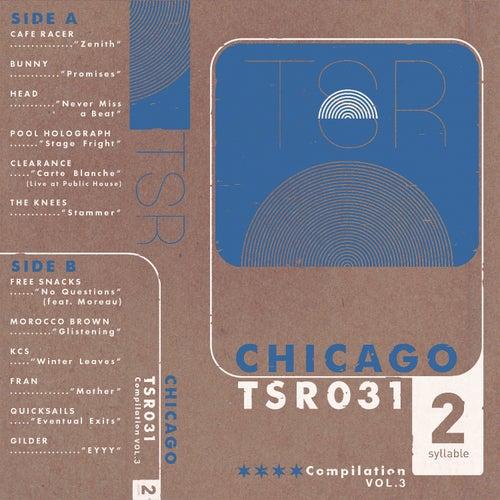 Twosyllable Records Chicago Cassette Compilation, Vol. 3 de Various Artists