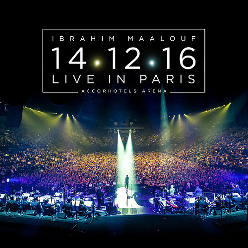 14.12.16 - Live in Paris by Ibrahim Maalouf