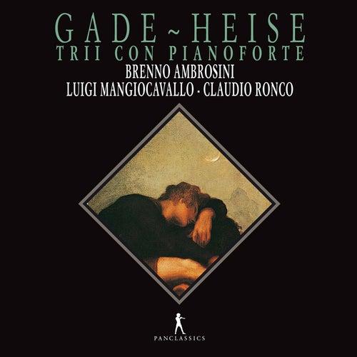 Gade & Heise: Piano Trios by Brenno Ambrosini