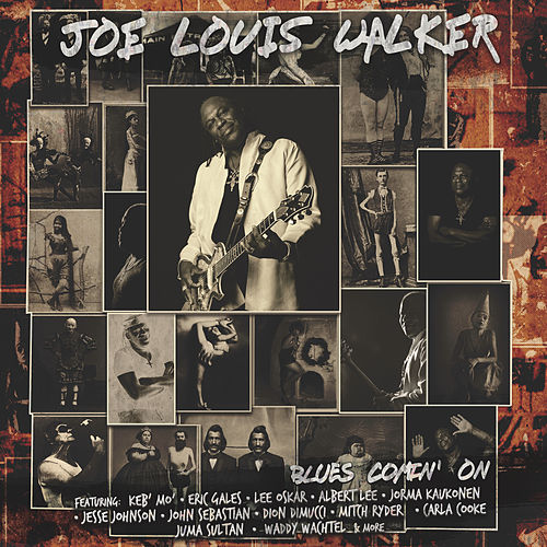 Blues Comin' On von Joe Louis Walker
