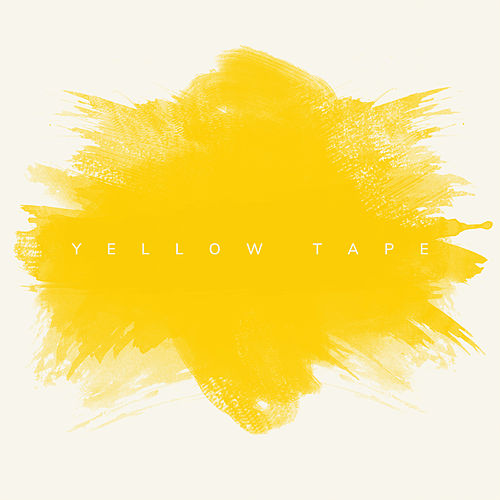 The Yellow Tape by Mike Jones