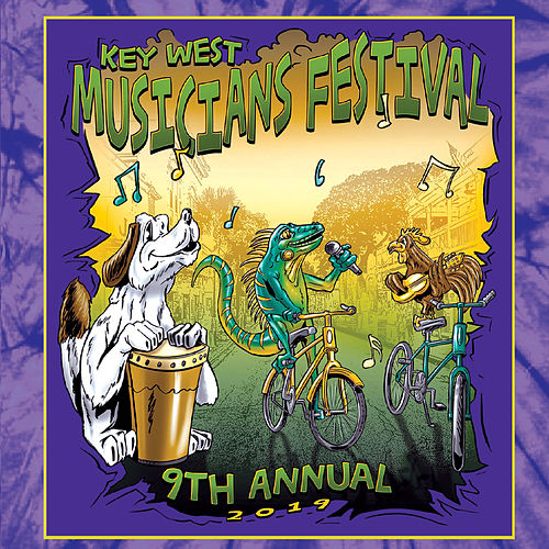 9th Annual Key West Musicians Festival 2019 de Various Artists