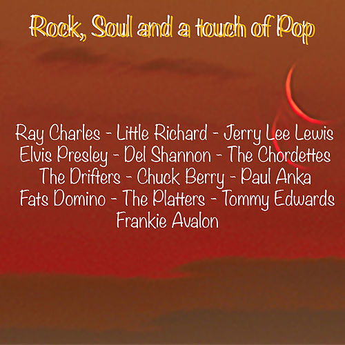 Rock, Soul And A Touch Of Pop by Various