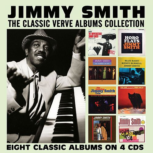 The Classic Verve Albums Collection by Jimmy Smith