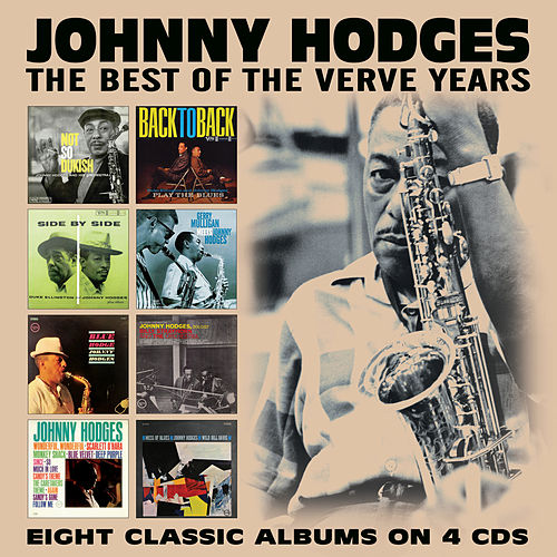 The Best Of The Verve Years de Johnny Hodges