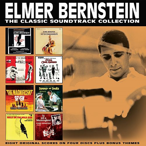 The Classic Soundtrack Collection von Elmer Bernstein