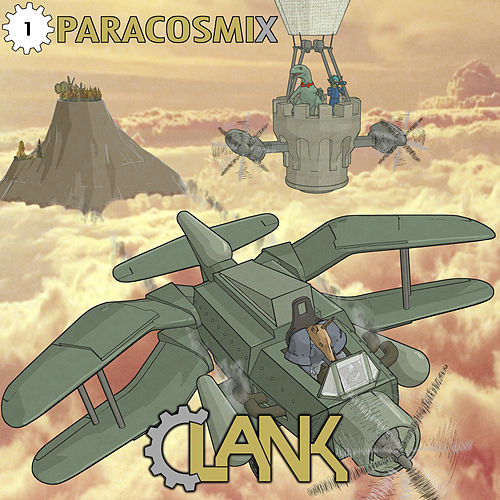 1 Paracosmix by Clank