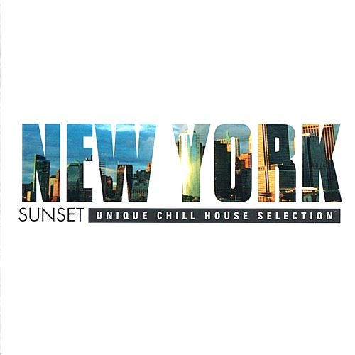 Sunset New York von Various Artists