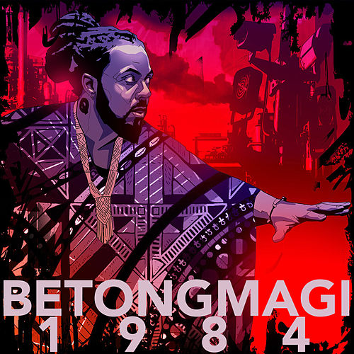 Betongmagi - 1984 de Cast
